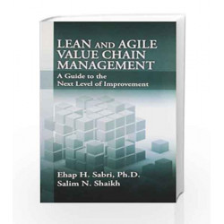 Lean & Agile Value Chain Management by Ehap H. Sabri Book-9788131515372
