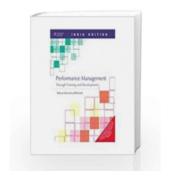 Performance Management through Training and Development by Saks Alan M Book-9788131512036