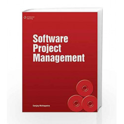 Software Project Management by Sanjay Mohapatra Book-9788131514849