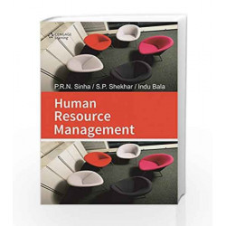 Human Resource Management by P.R.N. Sinha Book-9788131520222