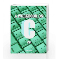 A Workbook on C by Vikas Verma Book-9788131518779