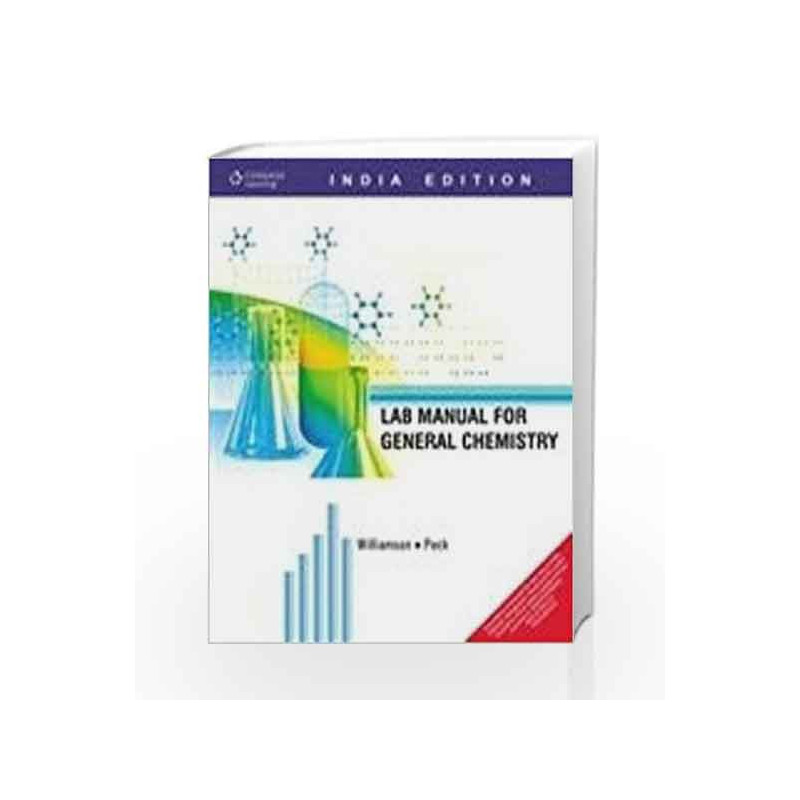 Lab Manual for General Chemistry by Vickie Williamson-Buy Online Lab Manual  for General Chemistry Book at Best Price in India:Madrasshoppe com