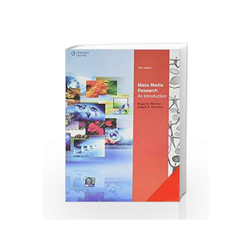Mass Media Research An Introduction by WIMMER Book-9788131526286
