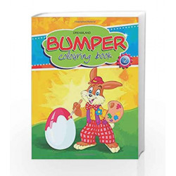 Bumper Colouring Book - 2 by Dreamland Publications Book-9789350890332