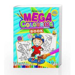 Mega Colouring Book by NA Book-9789350891810