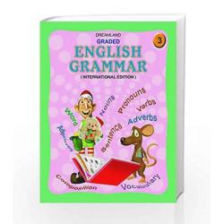 Graded English Grammar - Part 3 by Dreamland Publications Book-9781730140945