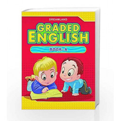 Graded English - Part A by Dreamland Publications Book-9781730128226