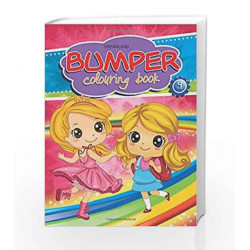 Bumper Colouring Book - 4 by Dreamland Publications Book-9789350893883