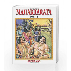 Mahabharata - Part 2 by Dreamland Publications Book-9781730104121