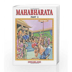 Mahabharata - Part 3 by Dreamland Publications Book-9781730104206