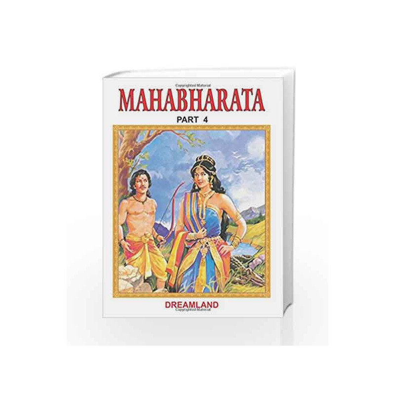 Mahabharata - Part 4 by Dreamland Publications Book-9781730104398