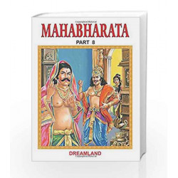 Mahabharata - Part 8 by Dreamland Publications Book-9781730104718