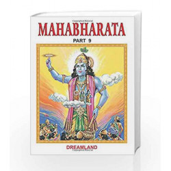 Mahabharata - Part 9 by Dreamland Publications Book-9781730104800