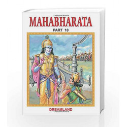 Mahabharata - Part 10 by Dreamland Publications Book-9781730104985