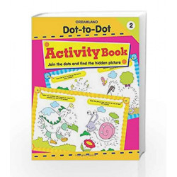 Dot-to-Dot Activity Book 2 by Dreamland Publications Book-9781730176111