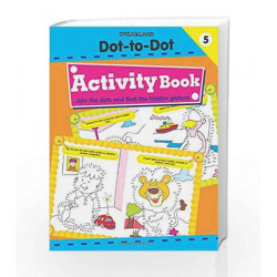 Dot-to-Dot Activity Book 5 by Dreamland Publications Book-9781730176463
