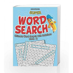 Super Word Search Part - 3 by Dreamland Publications Book-9788184518665