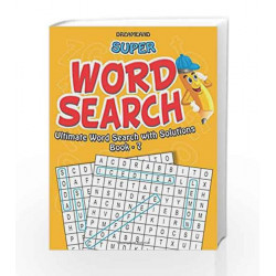 Super Word Search Part - 7 by Dreamland Publications Book-9788184518702