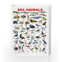 Sea Animal by Dreamland Publications Book-9788184513578