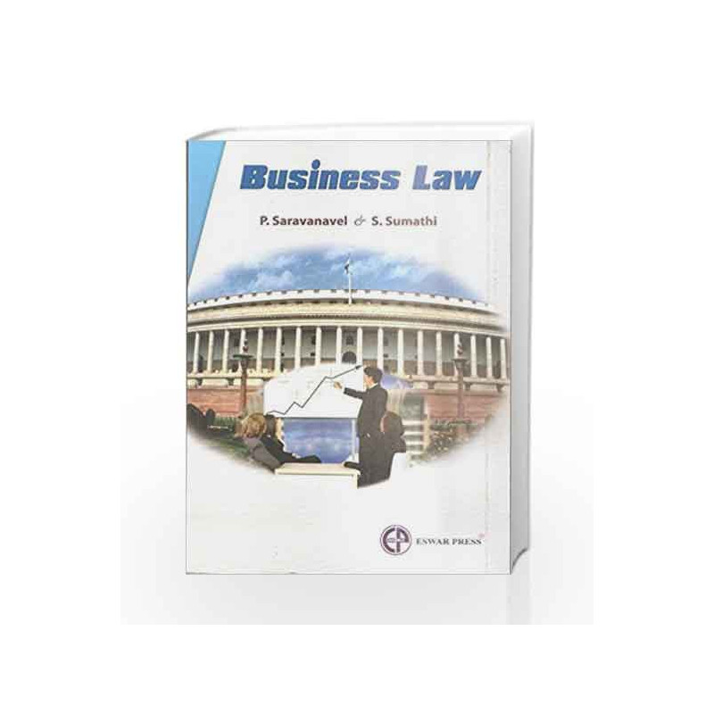 Business Law by P.SARAVANAVEL Book-9788178740683