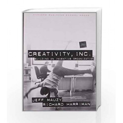 Creativity, Inc: Building an Inventive Organization (Heroes for Young Readers) by Mauzy Book-9781578512072