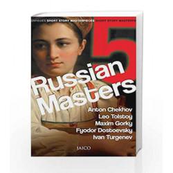 5 Russian Masters by Anton Chekhov Book-9788179922200