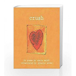 Crush: 50 Poems by Annie Zaidi Book-9788179926512