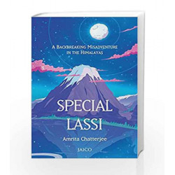 Special Lassi by AMRITA CHATTERJEE Book-9788184956498