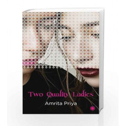 Two Quality Ladies by Amrita Priya Book-9788184958355
