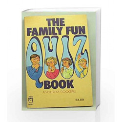 Family Fun Quiz Book (Paperfronts) by Angela M. Cockerill Book-9788172245436