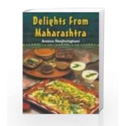 Delights From Maharashtra by Aroona Reejhsinghani Book-9788172245184