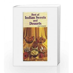 Best of Indian Sweets & Desserts by Aroona Reejhsinghani Book-9788172247706