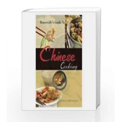 Housewife's Guide to Chinese Cooking by Aroona Reejhsinghani Book-9788172241551