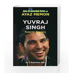Yuvraj Singh: Powerful Elegance by Ayaz Memon Book-9788184955262