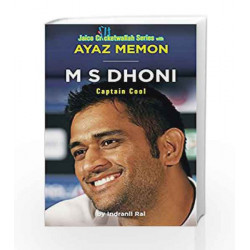 M S Dhoni: Captain Cool by Ayaz Memon Book-9788184955231