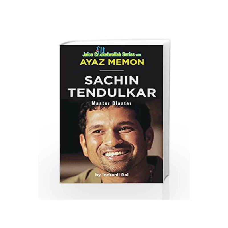 Sachin Tendulkar: Master Blaster by Ayaz Memon Book-9788184955255