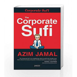 The Corporate Sufi: 1 by AZIM JAMAL Book-9788179925201