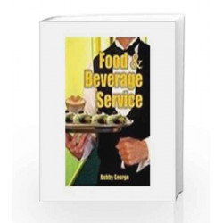 Food & Beverage Service by Bobby George Book-9788179924099