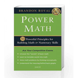 Power Math by Brandon Royal Book-9788184957303
