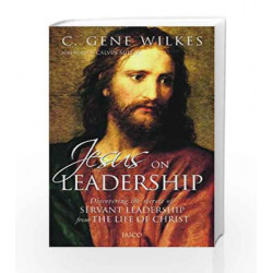 Jesus on Leadership by Calvin Miller Book-9788179928394