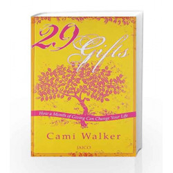29 Gifts by Cami Walker Book-9788184951875