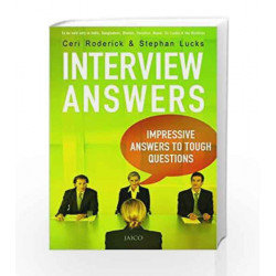 Interview Answers by Ceri Roderick & Stephan Lucks Book-9788184952506
