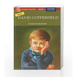 David Copperfield by Charles Dickens Book-9788172248970
