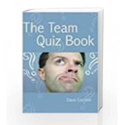 The Team Quiz Book by Dave Cornish Book-9788172245979