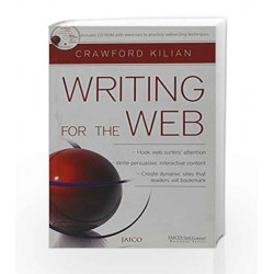 Writing for the Web by Crawford Kilian Book-9788179929179