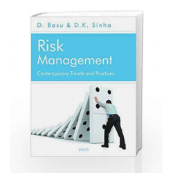 Risk Management: Contemporary Trends and Practices by D. Basu Book-9788184950991