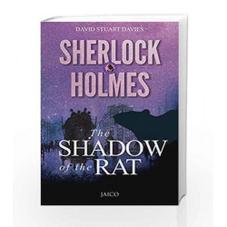 Sherlock Holmes: The Shadow of the Rat by David Stuart Davies Book-9788184957075
