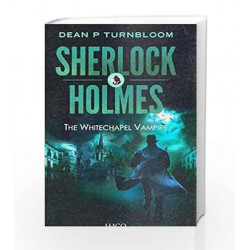 Sherlock Holmes: The Whitechapel Vampire by Dean P. Turnbloom Book-9788184955828