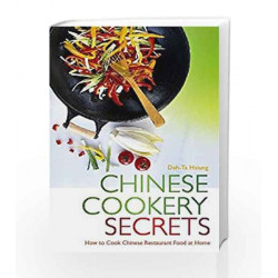 Chinese Cookery Secrets: How to Cook Chinese Restaurant Food at Home by Deh-Ta Hsiung Book-9788172245443