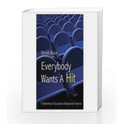 Everybody Wants a Hit by Derek Bose Book-9788179925584